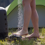 Helio Pressure Shower One Of The Best Camping Showers