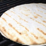 Kids Camping Quesadillas