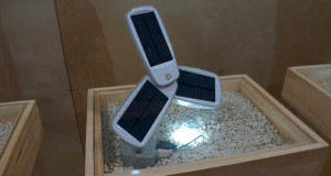 solar charger for camping