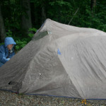 Staying Dry While Camping – Yes, It Will Rain