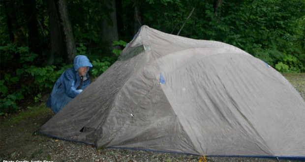 Staying Dry While C&ing & 4 Tips For Staying Dry While Camping - Yes It Will Rain - 50 ...