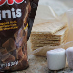 Ultimate SMORE's : Chocolate Rolo SMORES