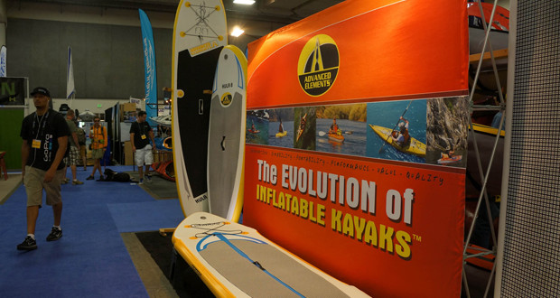 Advanced Elements Infltabable SUP Boards