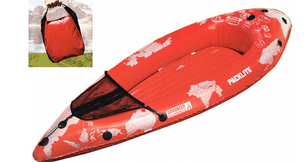 Advanced Elements Inflatable PackLite Kayak