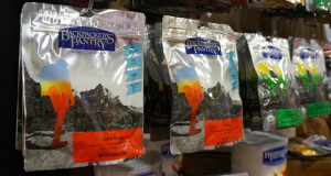 bacpacker's pantry dehydrated camping food