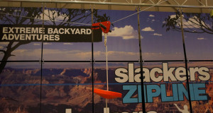 slackers zip line kit
