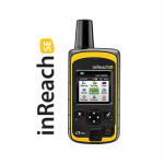 The Delorme inReach SE Satellite Communicator