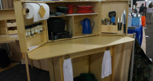 my camp kitchen the summit