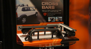 ROLA Cross Bars – Removable Roof Rack