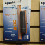 Aquamira Frontier Water Filter Provides 30 Gallons Of Drinking Water