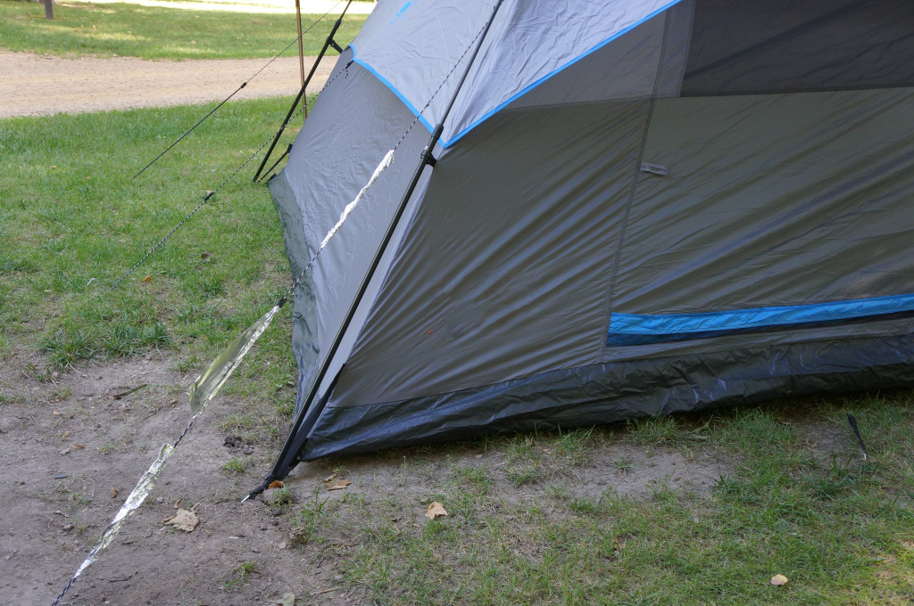 Tip for Tent Safety