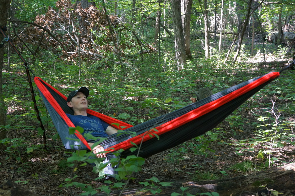 great two-person hammock