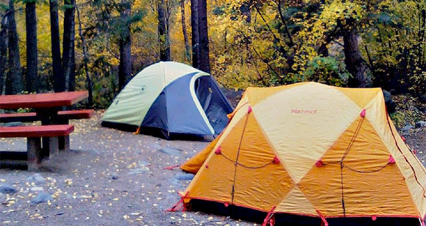 camping recipes for fall