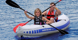 Easily Inflatable Kwik Tek Airhead Roatan Kayak