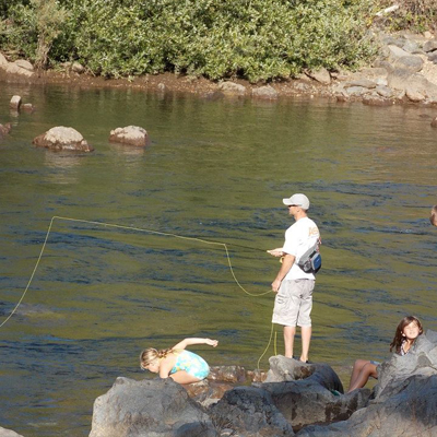 American_River_Resort_Fishing_California