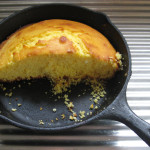 Darn Near Perfect Campfire Cornbread