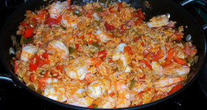 dutch oven jambalaya