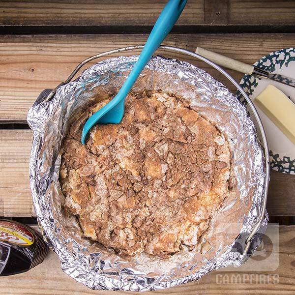 delicious Dutch Oven Sourdough French Toast recipe