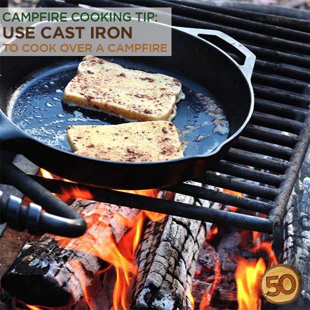 Campfire Cooking 4 Easy Camping Recipes: 7 Tips To Become A Campfire Cooking Master