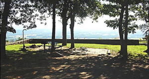 Camping at Mount Nebo State Park
