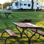 Camping at Talladega Creekside Resort