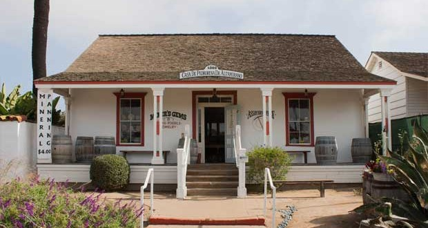 Old town san diego state historic park 50 campfires - Towne place at garden state park ...