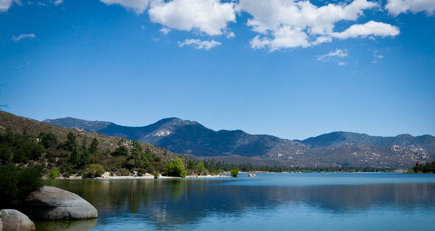 Lake Hemet Campground