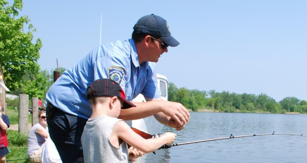 Pennsylvania offers family fishing festivals 50 campfires for Indiana fishing license age