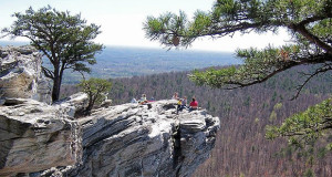 Hanging Rock State Park Camping North Carolina