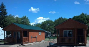 Camping in North Michigan: East Jordan Tourist Park