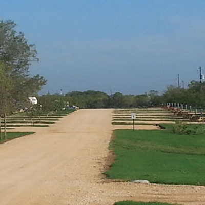 Camping Eagle Ford RV Park Texas
