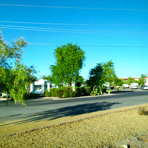 Duck Creek RV Park in Nevada