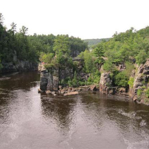 Interstate State Park in Minnesota