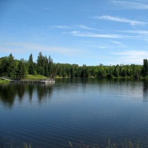 Hayes Lake Campground in Minnesota
