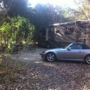 James Island County Park Campground