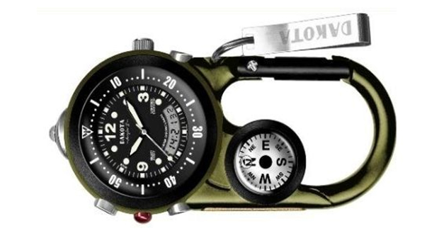 dakota watch company angler II