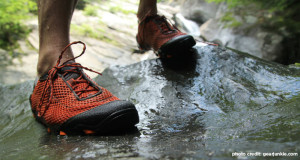 wolverine creek bed water shoe