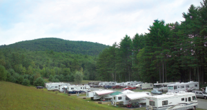 Lake George RV Park NY