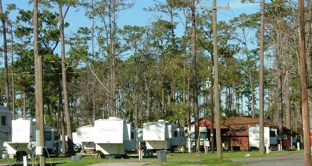 Pine Crest RV Park Louisiana