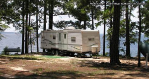 camping opportunities at Pleasure Point RV Park