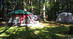 Cascadia Park - A Relaxing Camping Experience