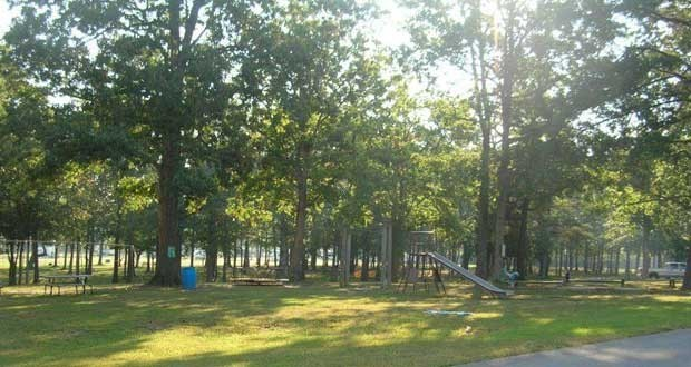 Take It Easy Campground Maryland