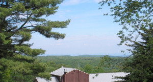 Camping In The Wooded Prospect Mountain Campground & RV Park