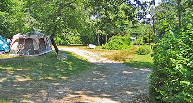 Shady Knoll Campground - Camping Close to Cape Cod