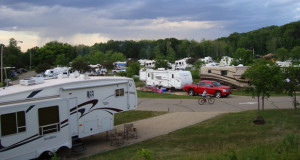 Camping Close To The Metro at Lebanon Hills Campground