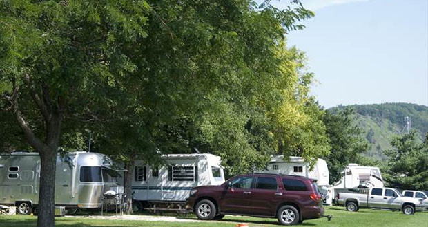Petersons RV Campground Minnesota