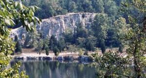 Klondike Park Campground in Missour
