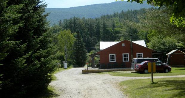 camping at Scenic View Campground