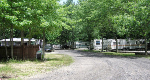 camping at Surf N Stream Campground