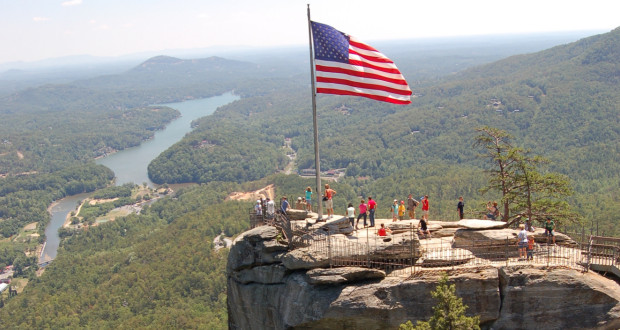 Chimney Rock State Park Gains Recognition From Nc